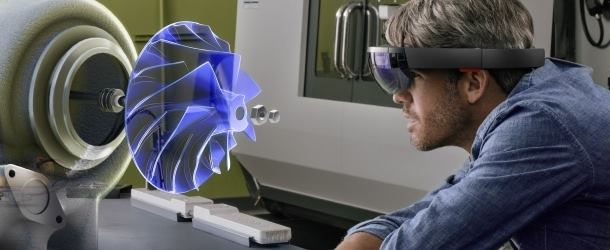 Hololens mixed reality Enterprise